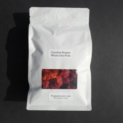 Carolina Reaper Dry Pods Red (100g)