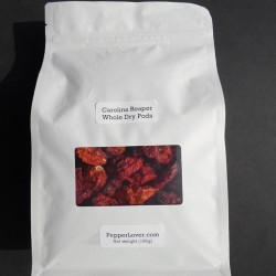 Carolina Reaper Dry Pods Red (150g)