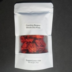Carolina Reaper Dry Pods Red (30g)