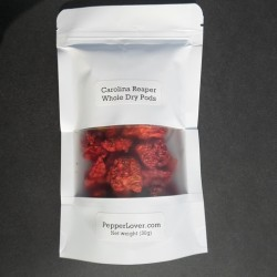 Carolina Reaper Dry Pods Red (60g)