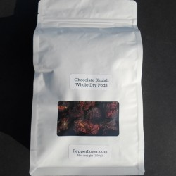 Chocolate Brain Strain Dry Pods (100g)
