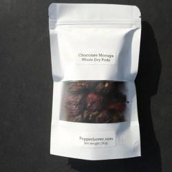 Chocolate Moruga Scorpion Dry Pods (60g)